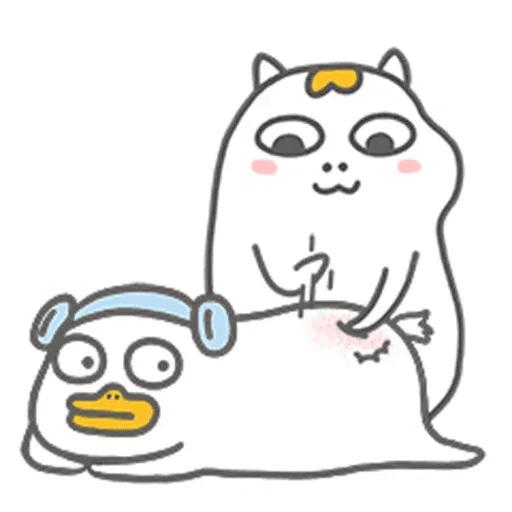 Duck - Sticker 12