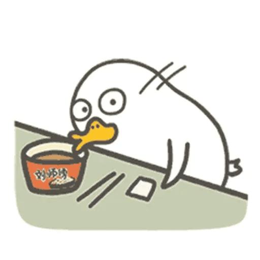 Duck - Sticker 13