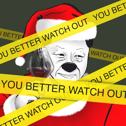 聖誕新年抗爭香港 - Sticker 4