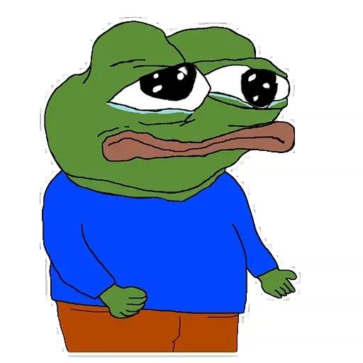 Pepe by Jamal - Sticker 4