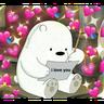 soft memes ¹ - Tray Sticker