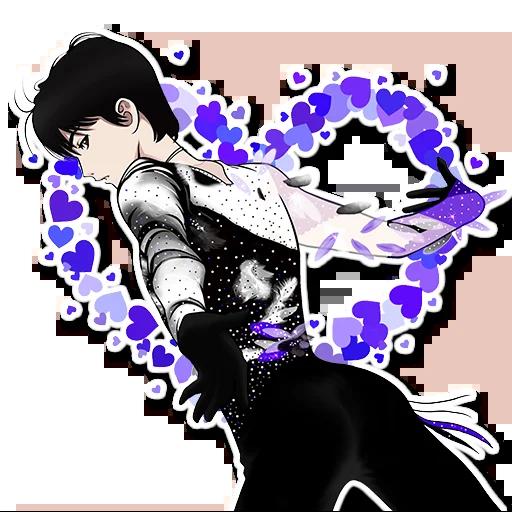 Yuzuru3 - Sticker 4