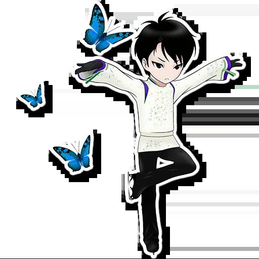 Yuzuru3 - Sticker 3