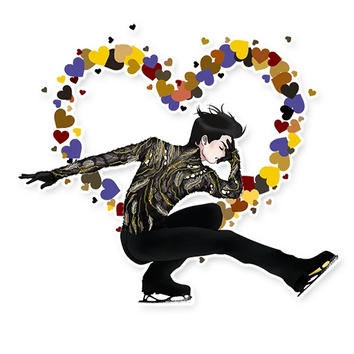 Yuzuru3 - Sticker 22