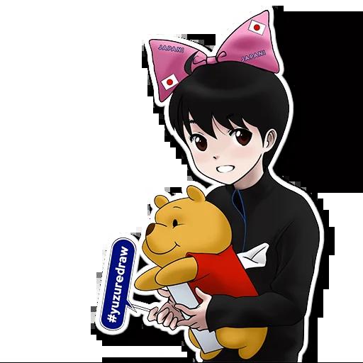 Yuzuru3 - Sticker 28