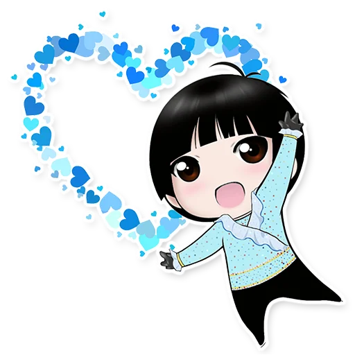 Yuzuru3 - Sticker 16