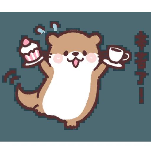 水水瀨 - Sticker 3