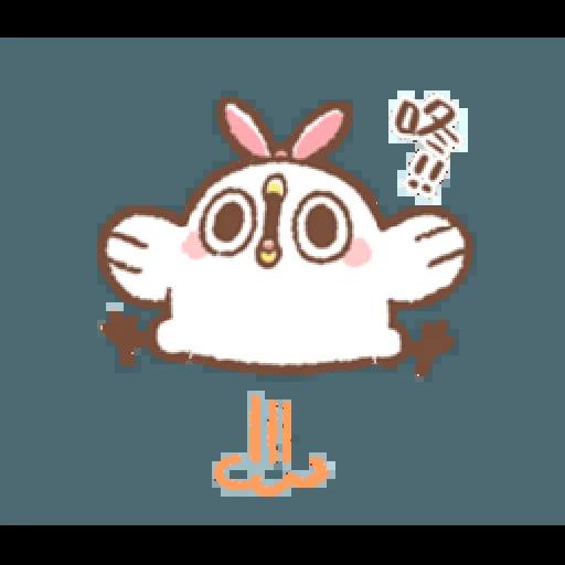 """太可愛了!誰能不""""鳥""""我 (1) - Sticker 10"""