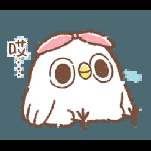 """太可愛了!誰能不""""鳥""""我 (1) - Sticker 13"""