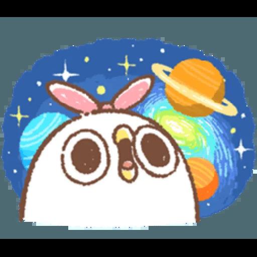 """太可愛了!誰能不""""鳥""""我 (1) - Sticker 20"""