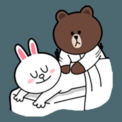 Brown - Sticker 20