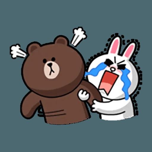 Brown - Sticker 24