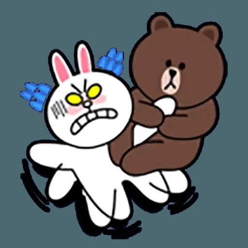 Brown - Sticker 16
