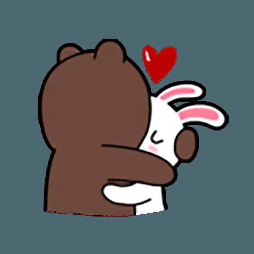 Brown - Sticker 27