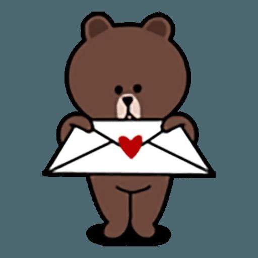 Brown - Sticker 9