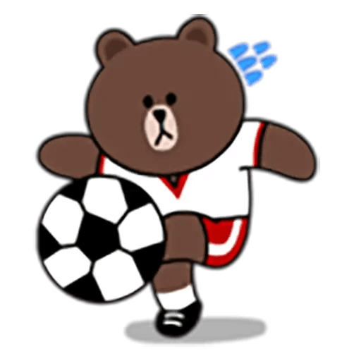 Brown - Sticker 4