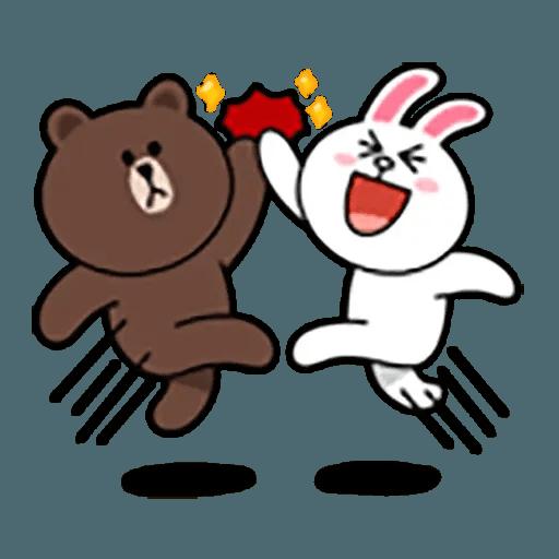 Brown - Sticker 22