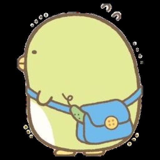 角落生物 - 企鵝 - Sticker 27