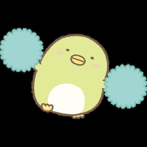 角落生物 - 企鵝 - Sticker 2