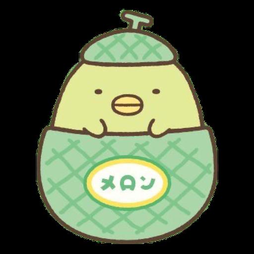 角落生物 - 企鵝 - Sticker 21