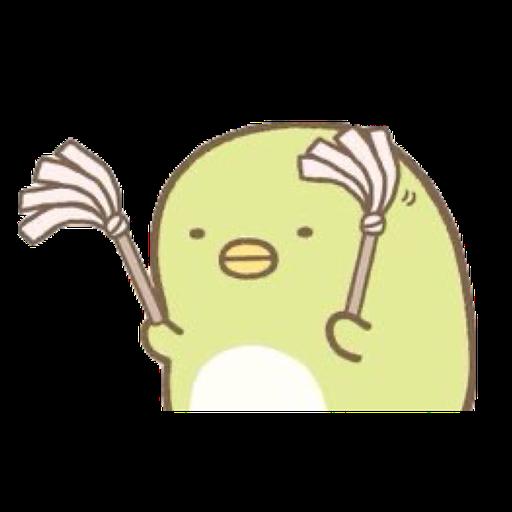 角落生物 - 企鵝 - Sticker 24
