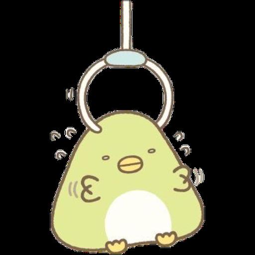 角落生物 - 企鵝 - Sticker 11