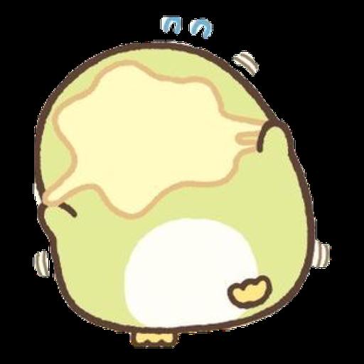 角落生物 - 企鵝 - Sticker 7