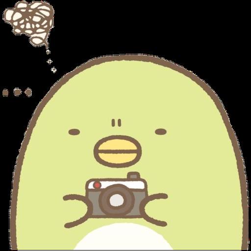 角落生物 - 企鵝 - Sticker 15