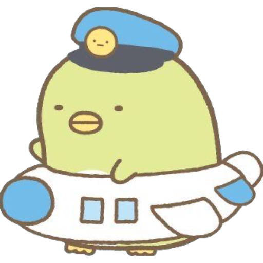 角落生物 - 企鵝 - Sticker 29