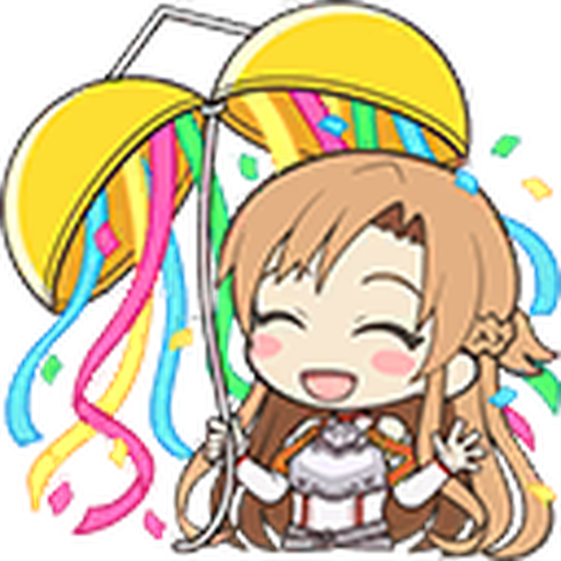 SAO IF 2 - Sticker 2