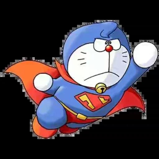 Doraemon superhéroes - Sticker 7