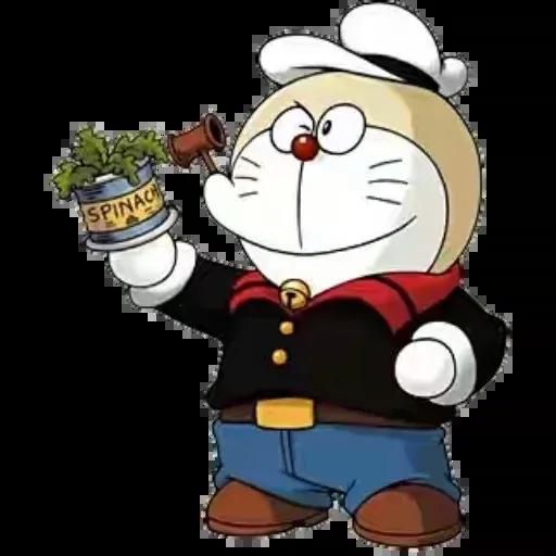 Doraemon superhéroes - Sticker 30