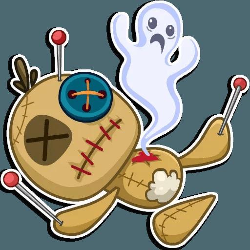 Voodoo Doll - Sticker 14