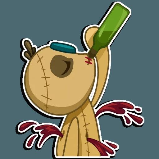 Voodoo Doll - Sticker 22