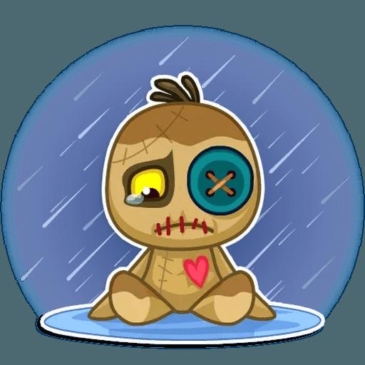 Voodoo Doll - Sticker 19