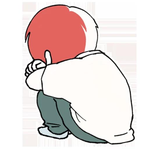 mha - Sticker 3