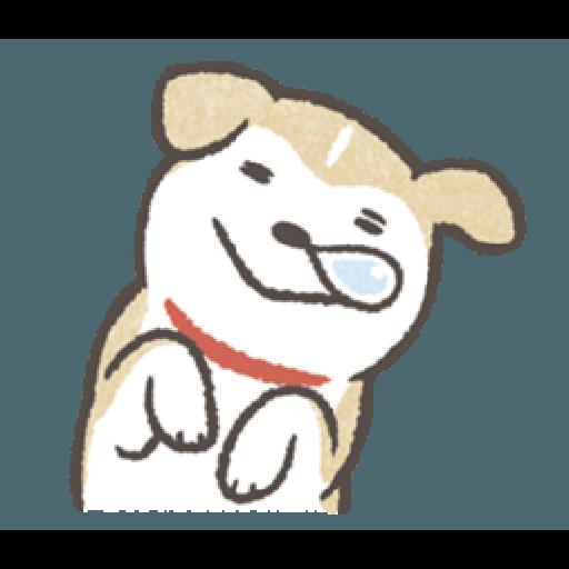 Shiba-Puppy 2 - Sticker 4
