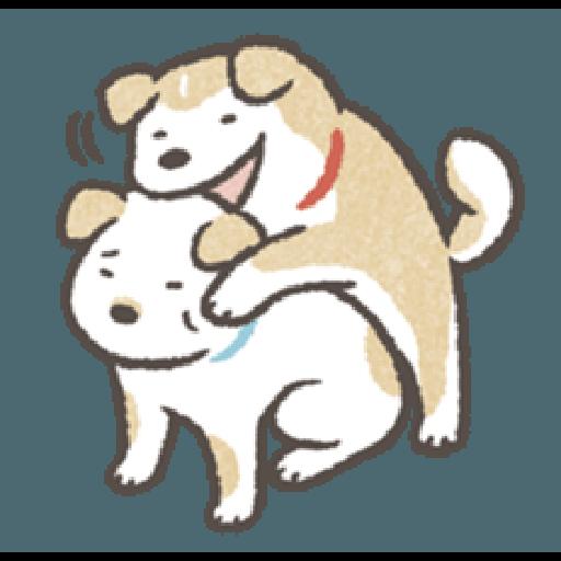 Shiba-Puppy 2 - Sticker 5