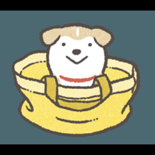 Shiba-Puppy 2 - Sticker 1