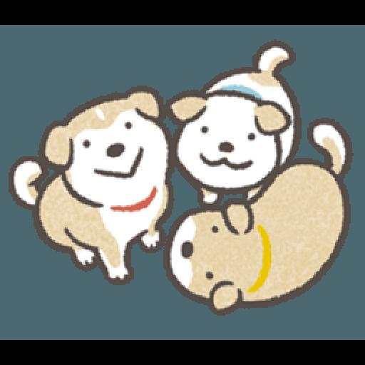 Shiba-Puppy 2 - Sticker 2