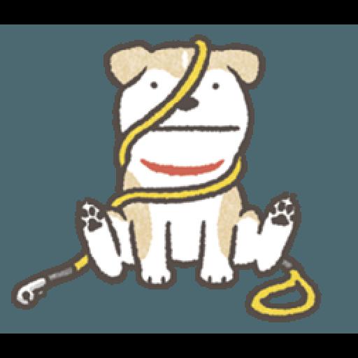 Shiba-Puppy 2 - Sticker 3