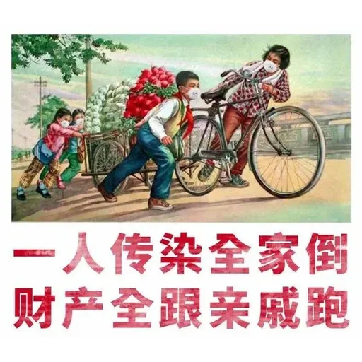 Wuhan pneumonia meme - Sticker 14