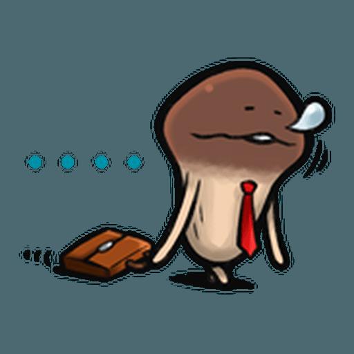 菇菇? - Sticker 1