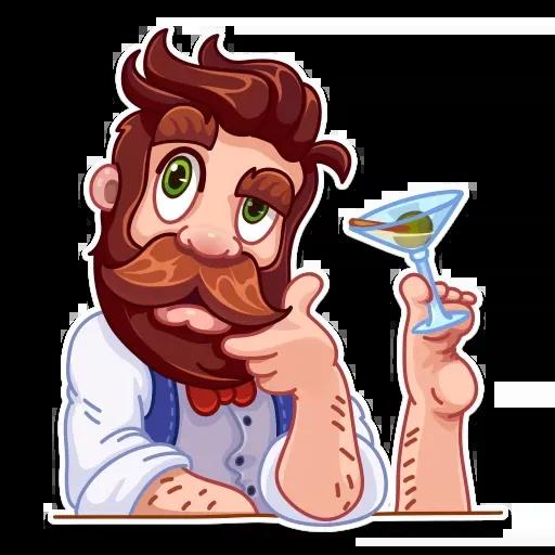 Beerman - Sticker 8