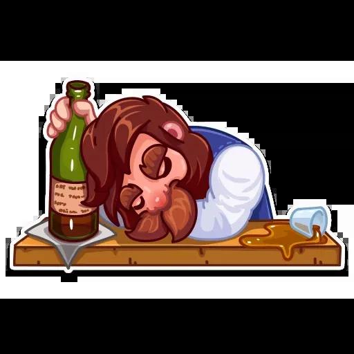 Beerman - Sticker 10