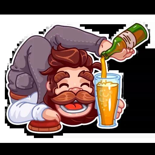 Beerman - Sticker 20