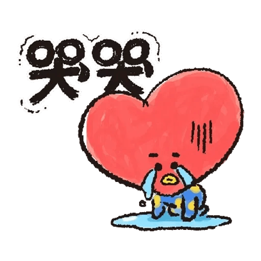 BT21(玩樂酷玩) - Sticker 20