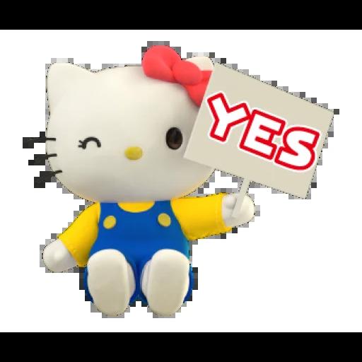 Hello Kitty - Sticker 19