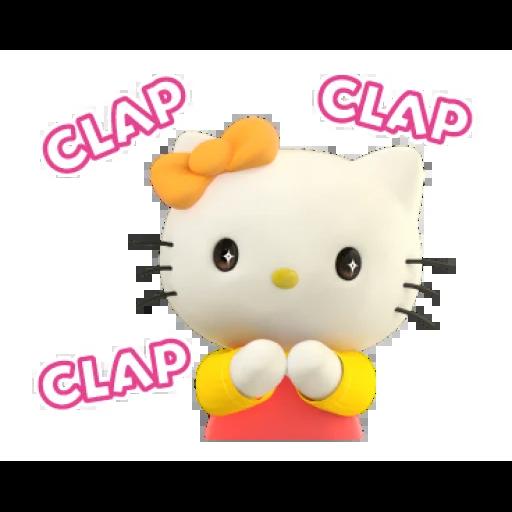 Hello Kitty - Sticker 18
