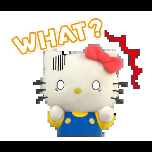Hello Kitty - Sticker 11